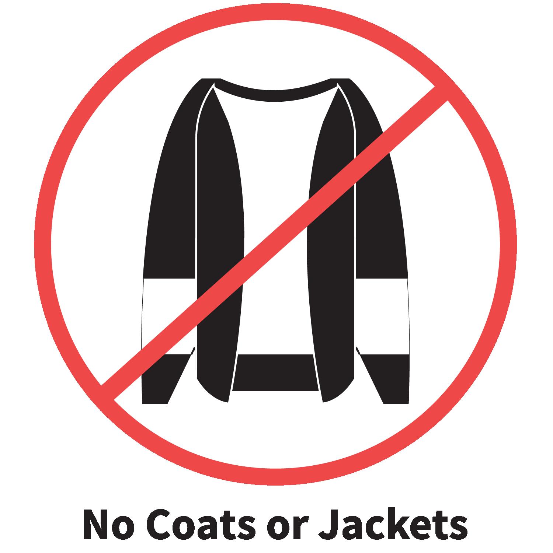 No Coats
